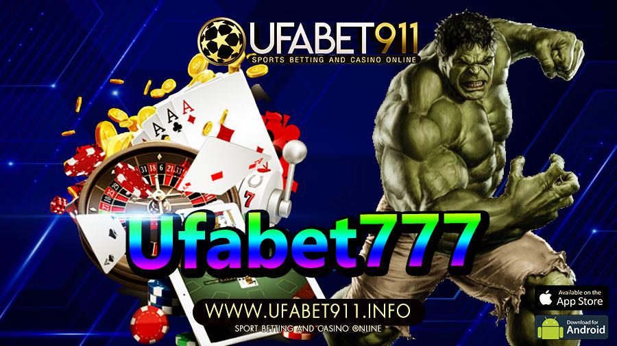 Ufabet777